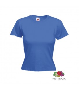 Camiseta Mujer Color