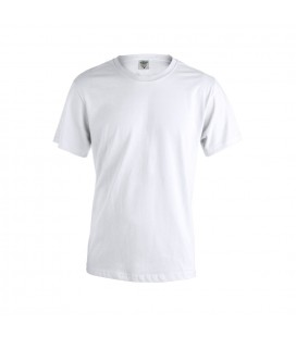 "Camiseta Adulto Blanca ""keya"" MC180-OE"